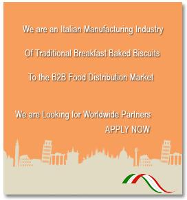 Export support, food buyers import support help, Italian food buyers