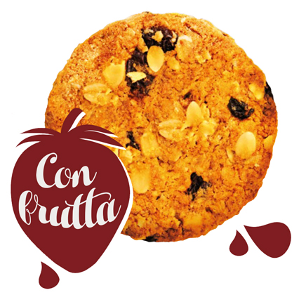 Fruit biscuits, Italian fruit biscuits manufacturing for wholesale