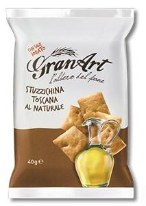 Snack manufacturer, Italian baked snack manufacturer